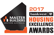 Master Builders Housing Excellence Award for Customer Service