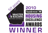 WINNER - 2010 MBA Best Customer Service Award