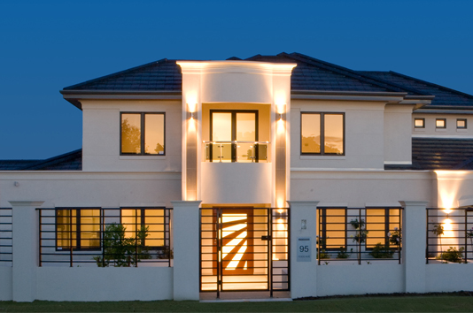 Double Storey Outdoor Design